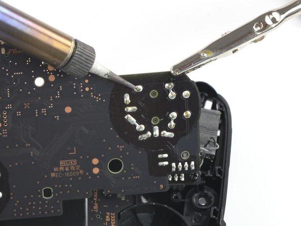 Nintendo Switch Pro Controller Joystick Module Replacement