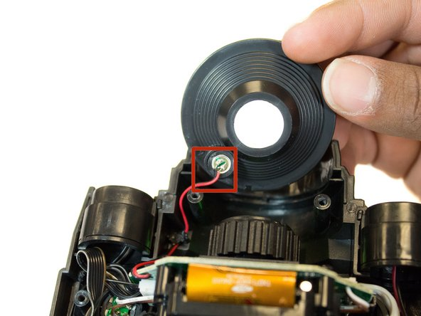 Spy Net Ultra Vision Goggles Microphone Replacement