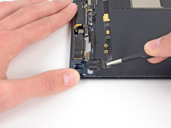 iPad Mini GSM Headphone Jack Cable Replacement