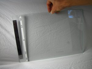 Replace Scanner Glass