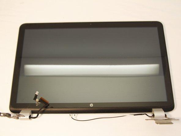 HP Envy TouchSmart m7 k010dx Screen Replacement