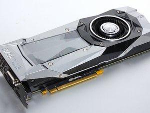 NVIDIA GeForce GTX 1070 Founders Edition Repair