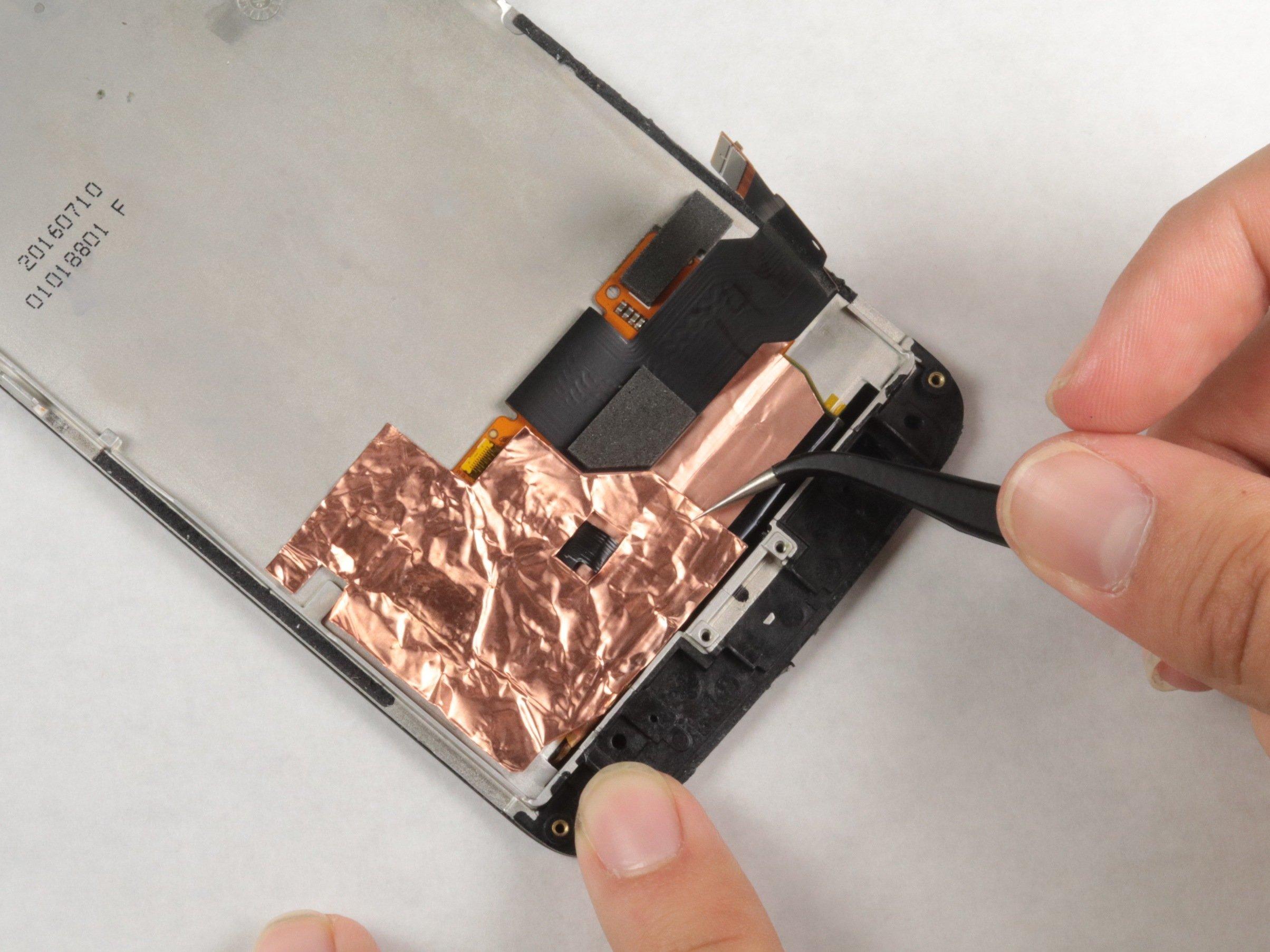 Motorola Moto Z Force Droid Digitizer Replacement