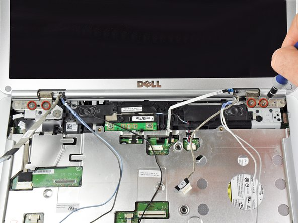 Dell Inspiron 1525 Display Assembly Replacement