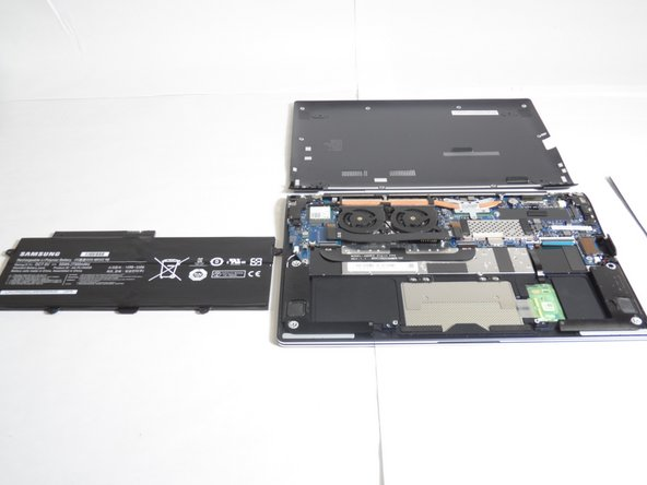 Samsung ATIV Book 9 Plus Battery Replacement