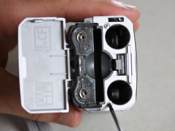 Canon PowerShot A200 Batteries Replacement