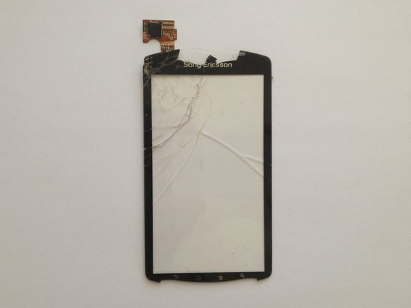Sony Ericsson Xperia Play Touch Screen Glass Digitizer Replacement