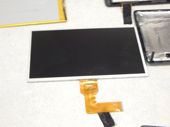 RCA Pro10 Edition Display Screen Replacement