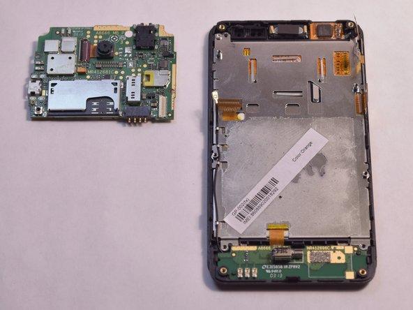 GeeksPhone Keon Motherboard Replacement