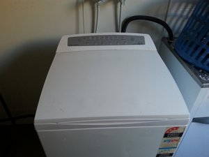 Fisher and Paykel Aquasmart Washing Machine Repair