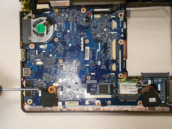 Gateway KAV60 LT2016U Speaker Replacement