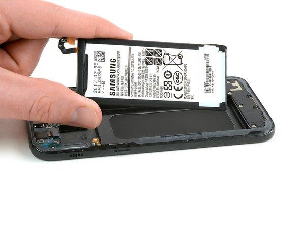 Sostituzione batteria Samsung Galaxy A5 (2017)