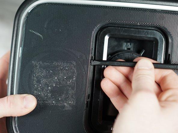 Altec Lansing inMotion iM9 Case Opening Replacement