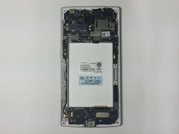 Oppo X9000 Motherboard Replacement