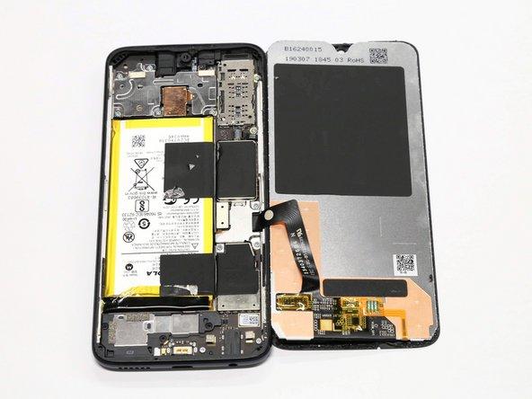Motorola Moto G7 Plus Screen Replacement