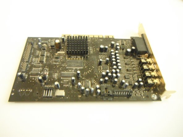Dell XPS 720 H2C Sound Card Replacement