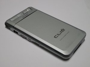 Sony Clié PEG-NR70 Troubleshooting