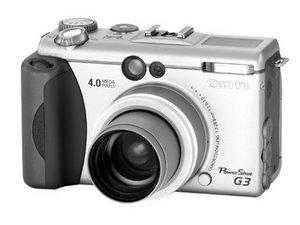Canon PowerShot G Series Repair