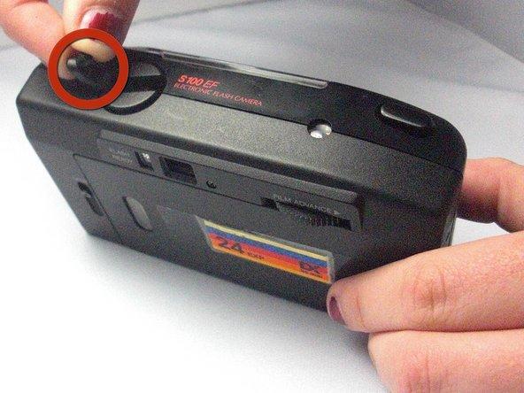 Kodak S100 EF Film Replacement