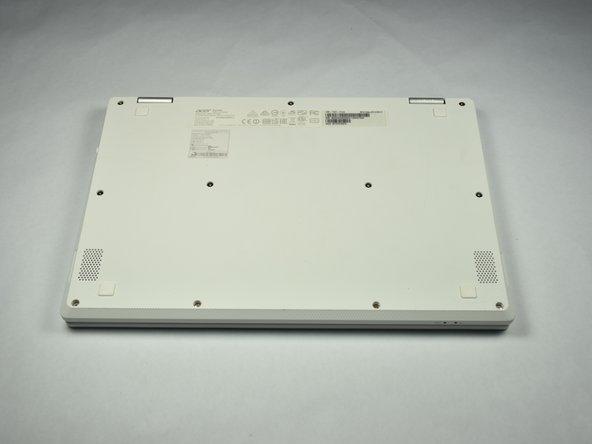 Acer Chromebook R11 CB5-132T-C1LK Bottom Panel Replacement