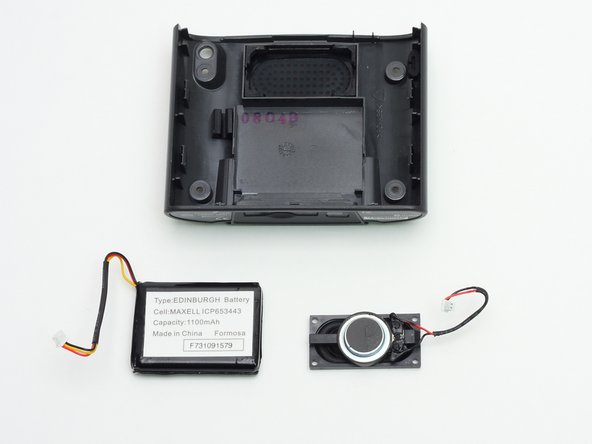 TomTom ONE Back Cover Replacement