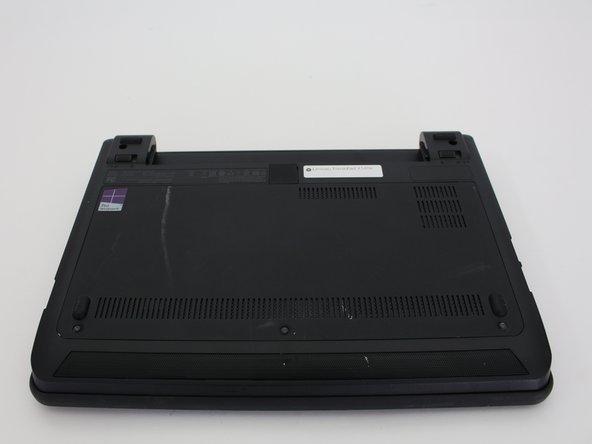 Lenovo ThinkPad X140e Back Panel Replacement