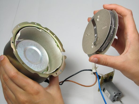 Nostalgia Electrics RHP-310 Disassembly for cleaning