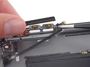 Case Button/Cable