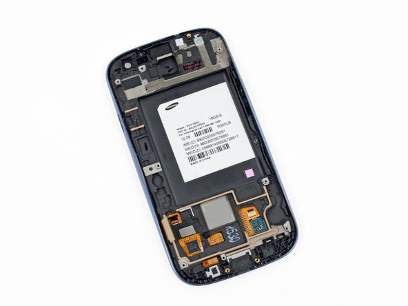 Samsung Galaxy S III Front Panel Assembly Replacement