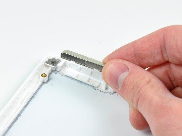 MacBook Core 2 Duo Rear Display Bezel Replacement