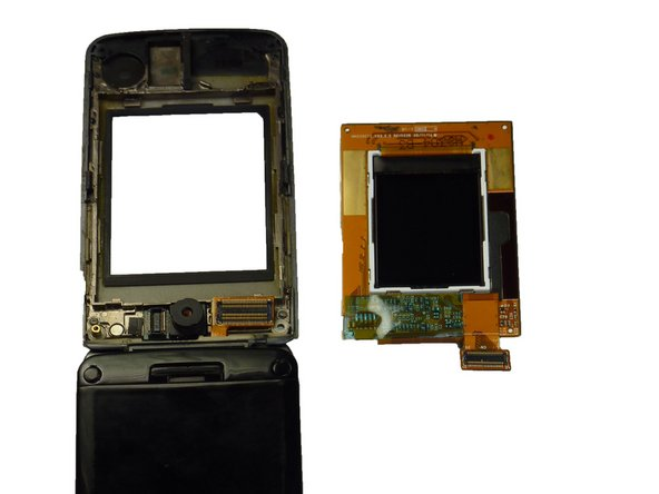 LG Muziq LX570 Display Panel Replacement