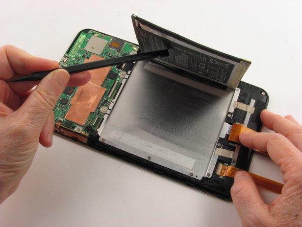 Remplacement de la batterie de l'Asus MeMO Pad 8 ME181C