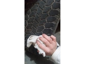 Repairing Tire Hole/Puncture