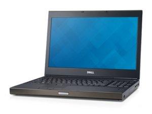 Reparación de Dell Precision M4800
