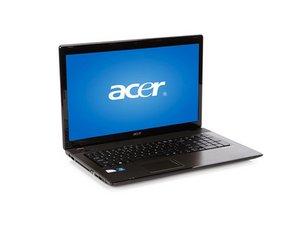 Acer Aspire 7741Z Repair