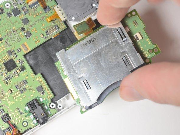 Nintendo 3DS 2015 Gamecard Reader Replacement