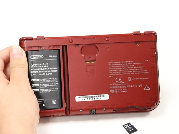 Upgrade Storage for the New Nintendo 3DS XL 2015