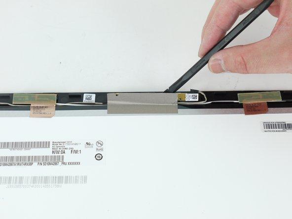 Lenovo IdeaPad Flex 5-1570 Webcam Replacement