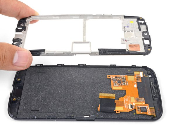 Motorola Moto X Display Assembly Replacement