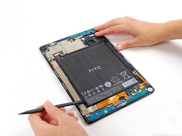 Nexus 9 Battery Replacement