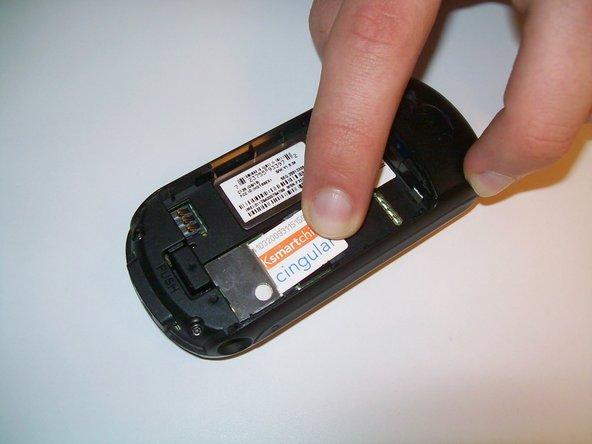 Motorola C139 SIM Card Replacement