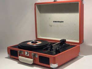 Crosley CR8005A Repair