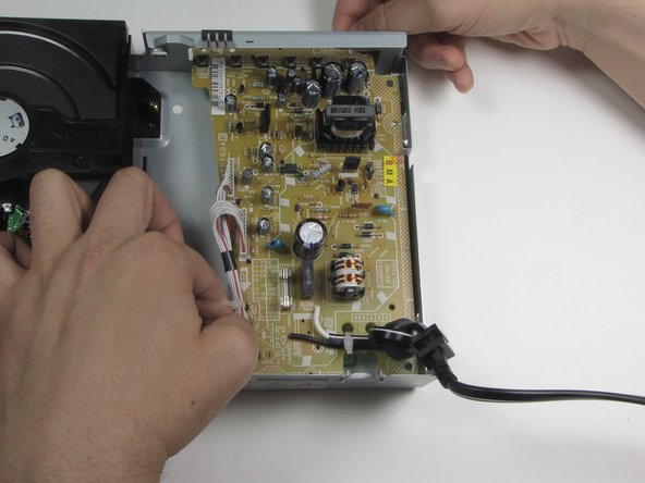 Toshiba SD-K740 Inverter Board Replacement