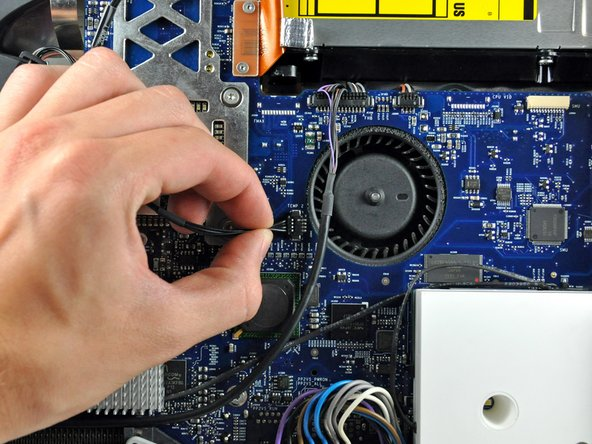 """iMac G5 20"""" Model A1145 Optical Drive Replacement"""