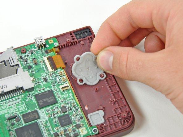 Nintendo DSi XL D-pad Replacement