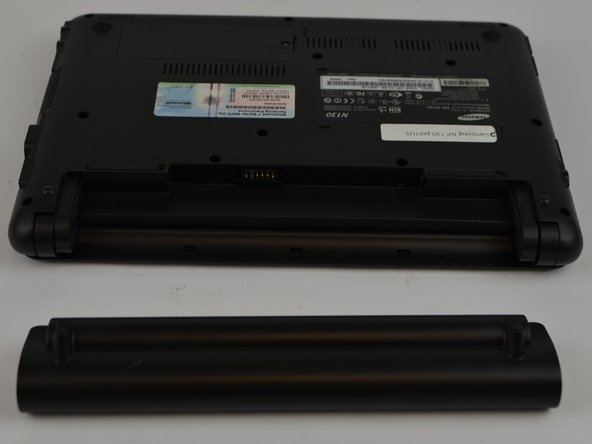Samsung NP-130-JA01US Battery Replacement