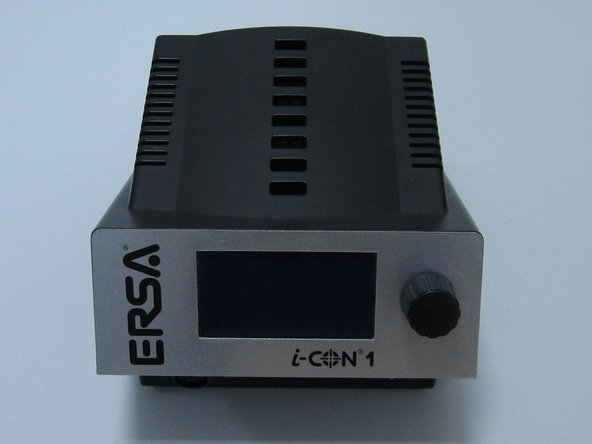 Ersa i-CON soldering station display backlight replacement