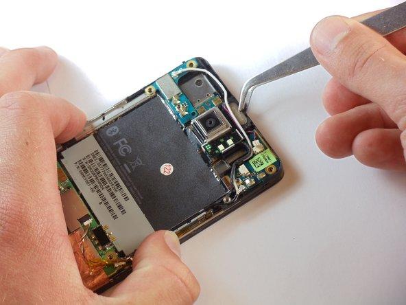 HTC HD2 Earpiece Speaker Replacement