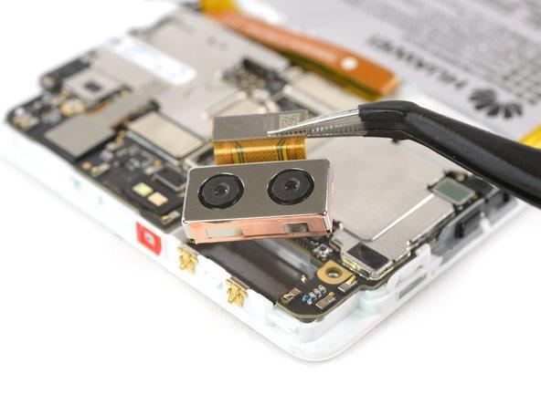 Huawei P9 Rear Camera Replacement