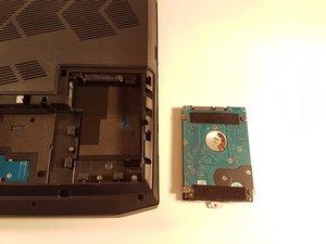 Hard Disk (Mass Storage)